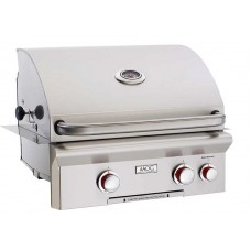 "AOG 24"" T Series Built In Grill With Rotisserie Backburner"