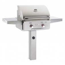 "AOG 24"" T Series In-Ground Post Grill"
