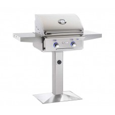 "AOG 24"" L Series Patio Post Grill"