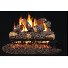 Real Fyre Woodland Oak Logs with G45 Burner